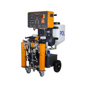 PolyureaTec GAMA EasySpray-Hydraulik