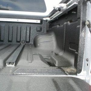 Pick-Up-Ladefläche mit Polyurea