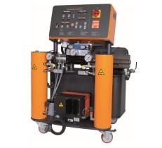 Hydraulische Polyurea-Anlagen in verschiedenen Leistungsklassen