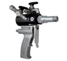 2K-Pistole Typ Solvent Gun