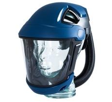 Beim Sprühen von 2K-Materialien wie Polyurea und PU–Schaum werden Aerosole erzeugt. Bei der Verarbeitung muss zwingend ein Atemschutzsystem eingesetzt werden.