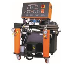 PU-Schaum-Anlagen mit hydraulischem / pneumatischem Antrieb