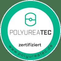 Zertifizierung Polyurea Training Standardkurse (2Komponenten Werkstoffen wie Polyurea und Polyurethan-Coating)